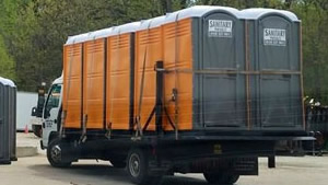 Portable Toilet Rental in Kansas City MO - U-LOAD-IT